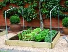 Pair Of Steel Hoops For Timber Grow Bed