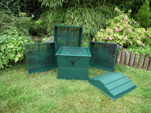75 Litre Complete Wormery - Green