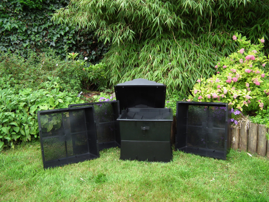 75 Litre Complete Wormery Black 163 79 99