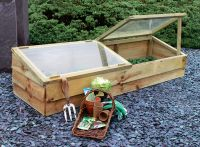 Large Cold Frame by Zest4Leisure