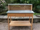 Traditional Beech Potting Bench