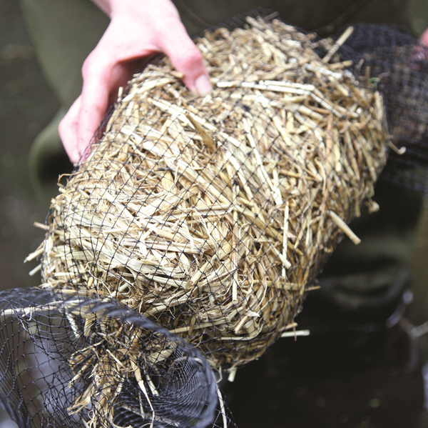 Pond Clear Barley Straw Super Basket