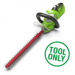 Greenworks G24HT Deluxe 24V Hedge Trimmer (Bare Tool)
