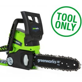 Greenworks 25cm (10in) 24V Chainsaw (Tool Only)