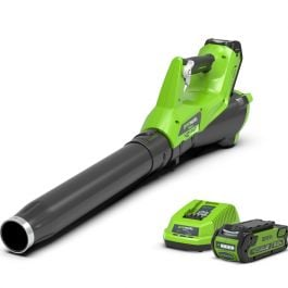 Greenworks 40V Axial Blower with 2Ah Battery & Charger