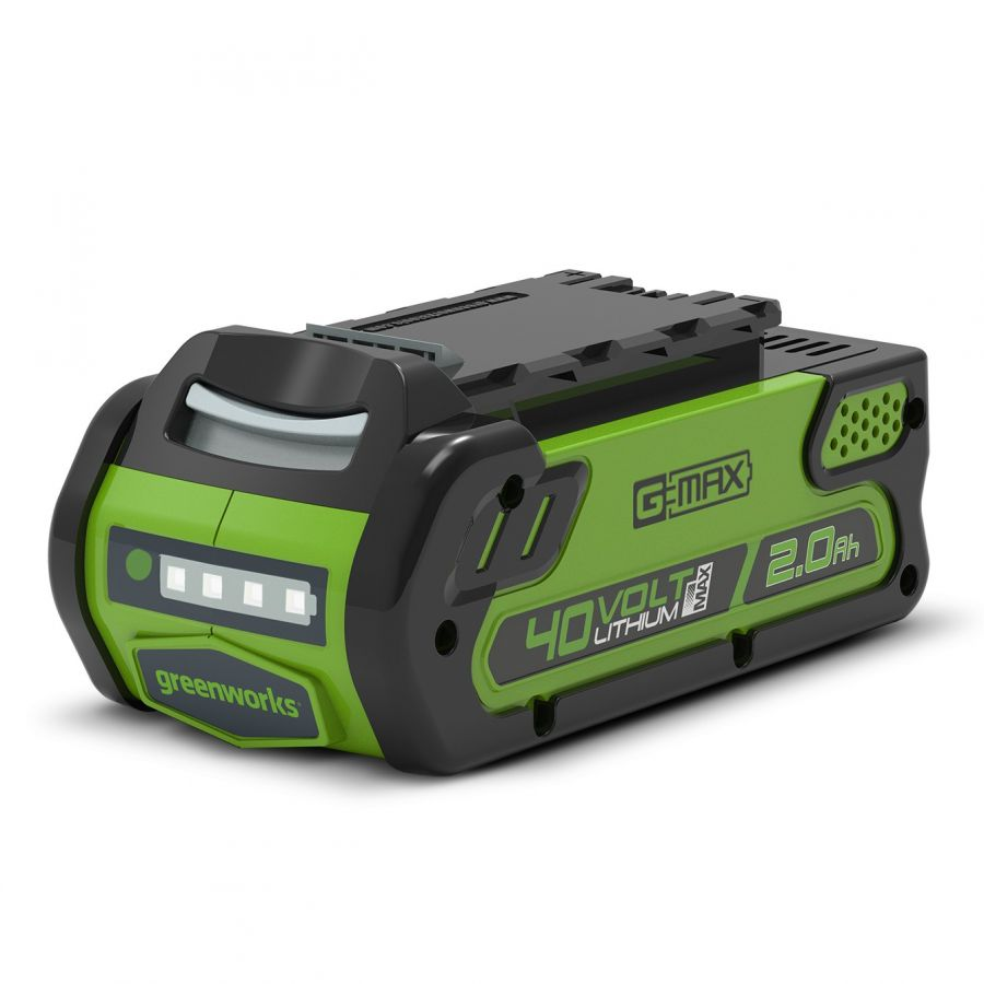 Greenworks G40B2 40V 2Ah Battery