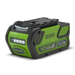 Greenworks G40B6 40V 6Ah Battery