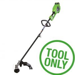 Greenworks GD40BC 40V Brushless Top Mount 2in1 Trimmer (Bare Tool)