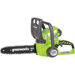 Greenworks 30cm (12in) 40V Chainsaw (Tool Only)