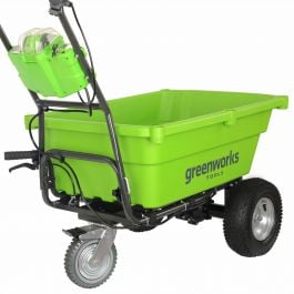 Greenworks Garden Cart (Tool Only)