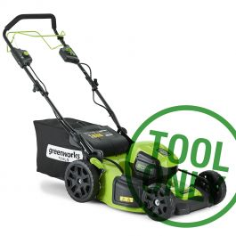 Greenworks 60V 46cm Self Propelled Lawnmower (Tool Only)