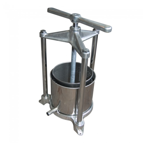 Aluminium Apple Press 5.5L