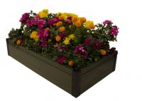 Dual Season Raised Bed Kit 140cm Green