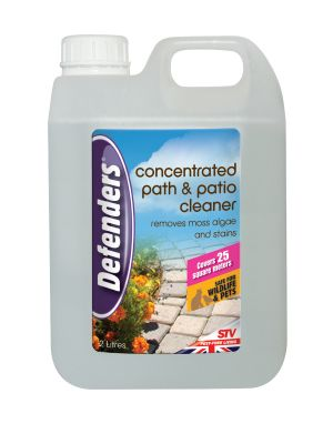 Concentrated Path & Patio Cleaner - 2L
