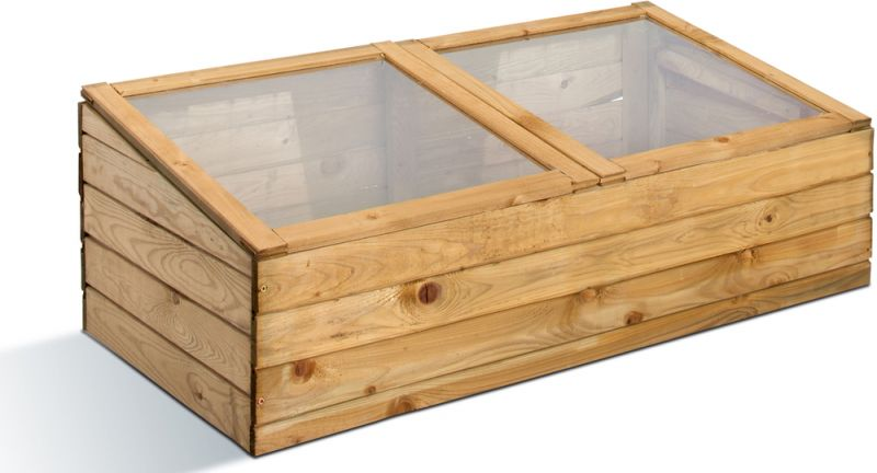 Cold Frame - Small - H 34cm W 1m D 50cm