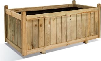Traditional Planter 220 litres - H 50cm W 1.2m D 60cm
