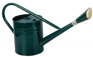 66cm (2ft 1 in) Green 7.5L Watering Can