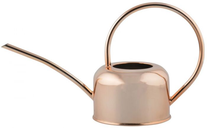 34.3 cm (1ft 1.5 in) Copper Plated Watering Can