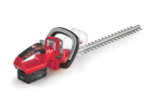 Mountfield MH24Li 24 Volt Hedge Trimmer Inc. 2Ah Battery & Charger
