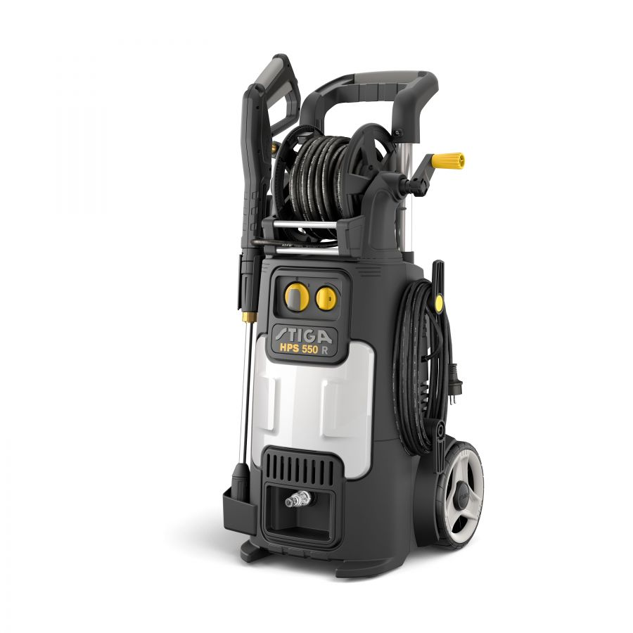 Stiga HPS550R 150 bar Outdoor Garden Pressure Washer