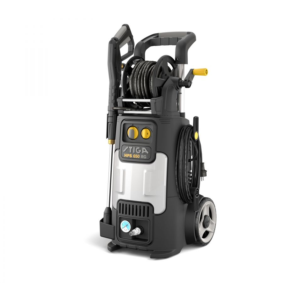 Stiga HPS650RG 150 bar Outdoor Garden Pressure Washer