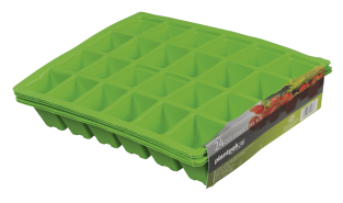 Pack of 5 Plantpak Seed Tray with 24 Cell Inserts
