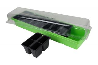 Plantpak Windowsill Greenhouse - 14.8cm
