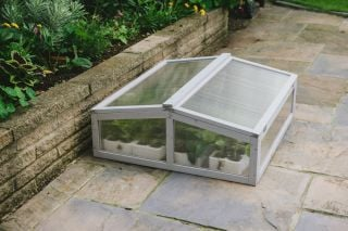 Plantpak Solid Wood Cold Frame - 90cm