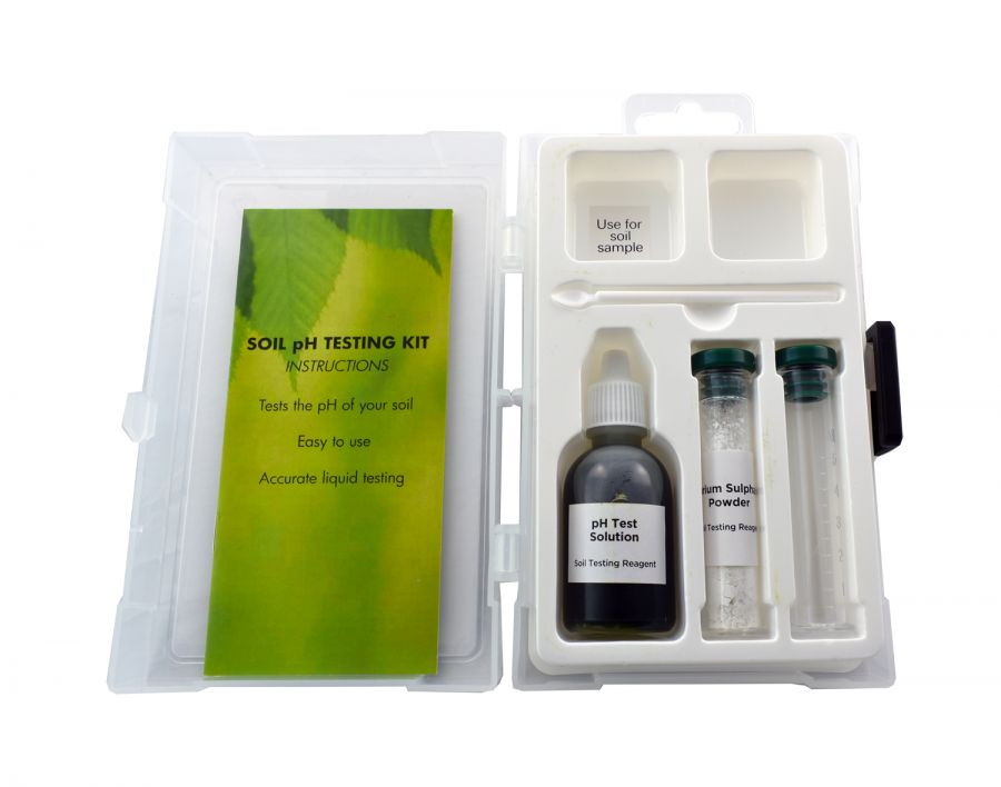 Plantpak Soil pH Testing Kit (15 Tests)