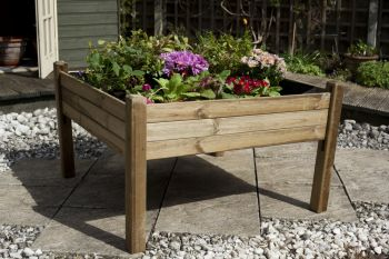Raised Table Bed