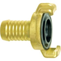"Geka® Quick Coupling Hose Fitting - ½"" Ferrule"