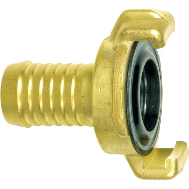 "Geka® Quick Coupling Hose Fitting - 1"" Ferrule"