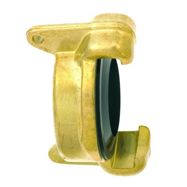 Geka® Quick Coupling Hose Fitting - Blank Cap