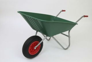 All-Purpose Picador Wheelbarrow in Green