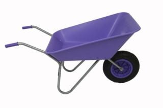 All-Purpose Picador Wheelbarrow in Lilac
