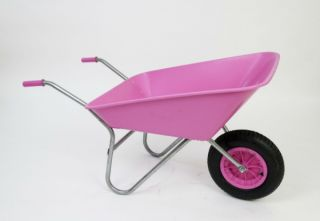 All-Purpose Picador Wheelbarrow in Pink