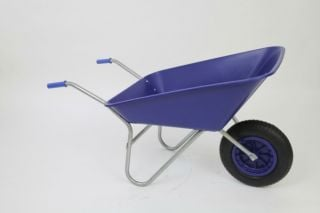 All-Purpose Matador Wheelbarrow in Blue