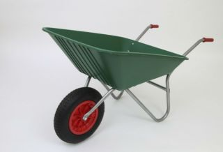 All-Purpose Matador Wheelbarrow in Green