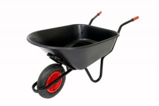 Professional - Equestrian Range Mammoth Wheelbarrow - Black