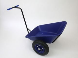 Bullbarrow Bull Cart in Blue