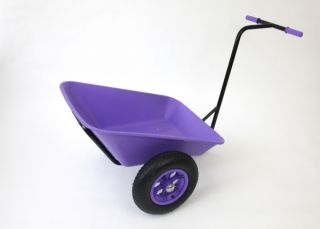 Bullbarrow Bull Cart in Lilac