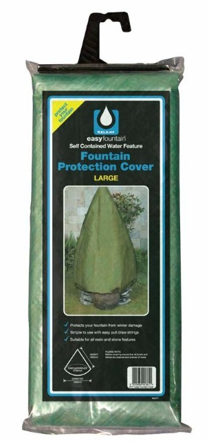 Large Water Feature Protection Cover