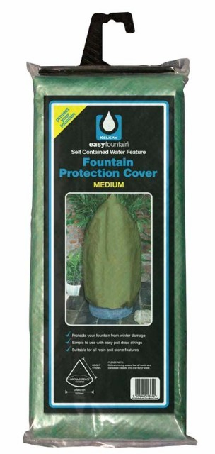 Medium Water Feature Fountain Protection Cover