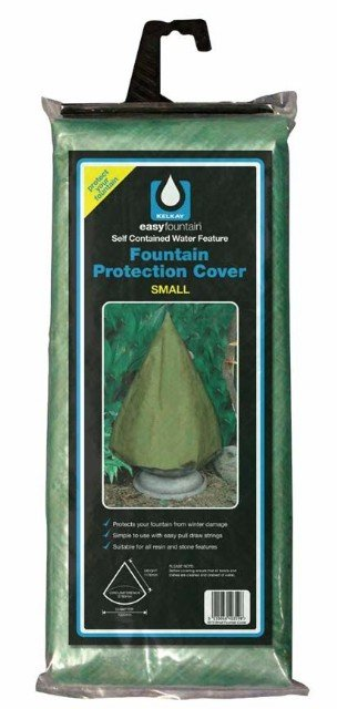 Small Water Feature Fountain Protection Cover