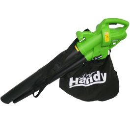 Garden Leaf Blower, Shredder and Vacuum by Handy - 3,000 Watt