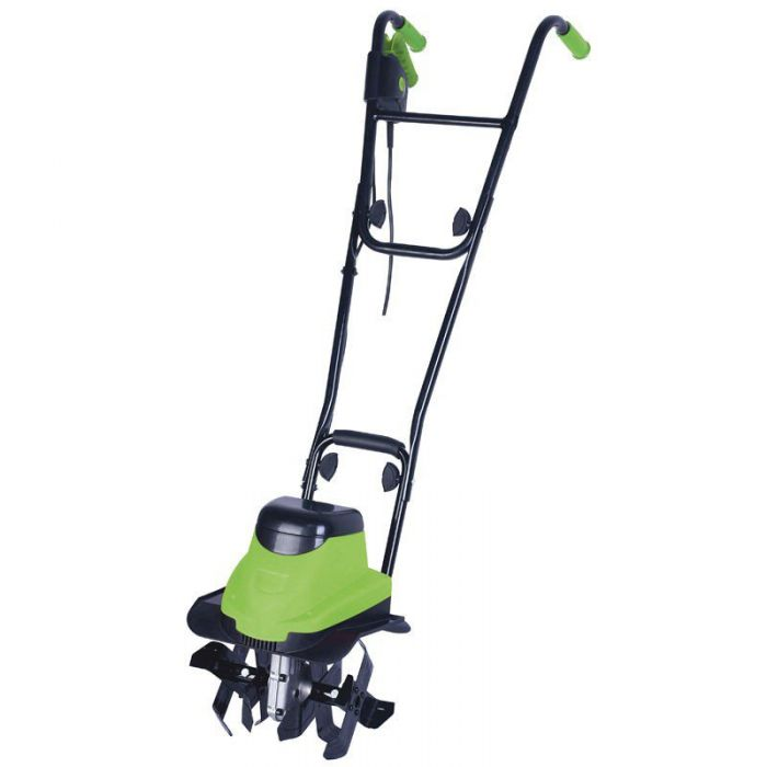 800 Watt Electric Tiller Rotovator by Handy