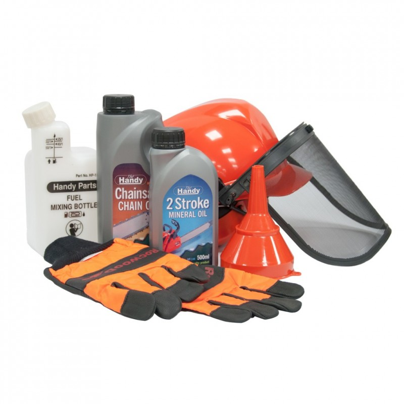 Chainsaw Starter Kit by Handy