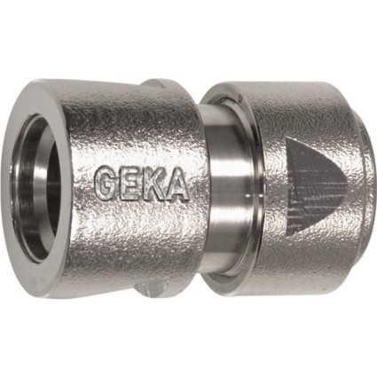 "Geka® Plus 1/2"" Hose Connector"