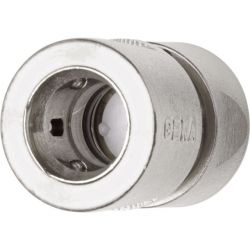 "Geka® Plus ½"" Hose Connector With Water Stop"