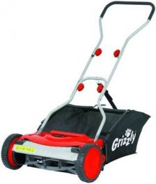 Grizzly Hand Propelled Cylinder Lawn Mower